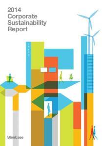 2014 Corporate Sustainability Report