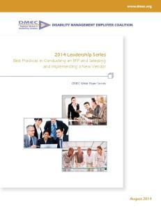 2014 Leadership Series