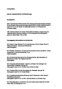 2014: Multinational Corporations from Emerging Markets. State Capitalism 3.0, Basingstoke und New York: Palgrave Macmillan