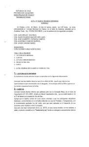 2015 REUNION ORDINARIA CONCEJO