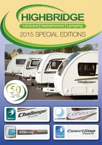 2015 SPECIAL EDITIONS