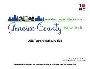 2015 Tourism Marketing Plan