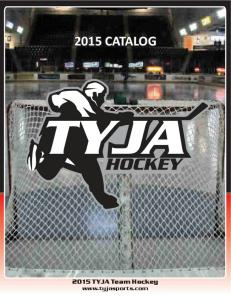2015 TYJA Team Hockey