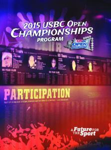 2015 USBC Open Championships