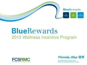 2015 Wellness Incentive Program