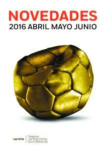 2016 ABRIL MAYO JUNIO