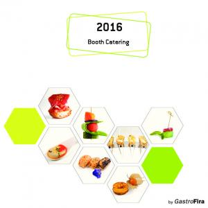 2016 Booth Catering by