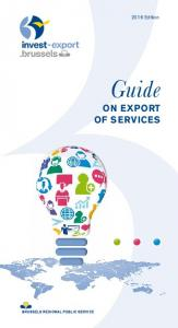 2016 Edition. Guide ON EXPORT OF SERVICES