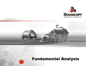 2016. Fundamental Analysis