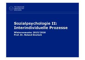 2016 Prof. Dr. Roland Deutsch