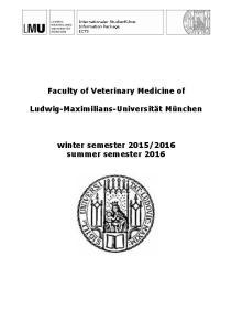 2016 summer semester 2016