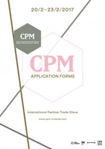 2017. application forms. International Fashion Trade Show