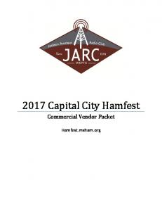 2017 Capital City Hamfest