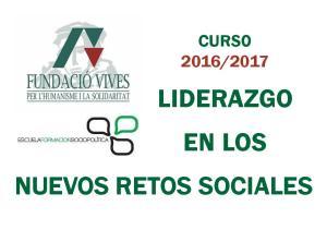 2017 LIDERAZGO EN LOS NUEVOS RETOS SOCIALES