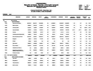 2017. R rdlc REPORTE : SALDO POR COMPROMETER SALDO POR DEVENGAR PAGADO % EJEC SALDO POR PAGAR CERTIFICADO