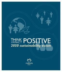 2050 sustainability vision