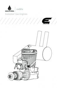 20GX2. Evolution Gas Engines