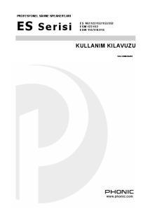 215 KULLANIM KILAVUZU