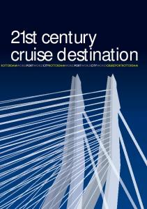 21st century cruise destination