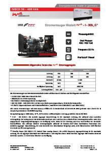 230 Volt. Frequenz 50 Hz. Kraftstoff Diesel