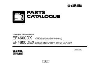 240V 60Hz) CANADA 297RG 171E1