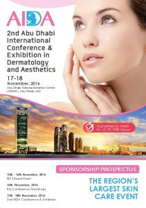 2nd Abu Dhabi International Conference & Exhibition in Dermatology and Aesthetics