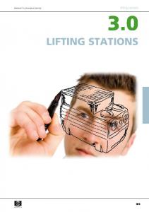 3 3.0 lifting stations