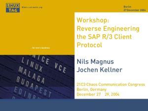 3 Client Protocol. Nils Magnus Jochen Kellner