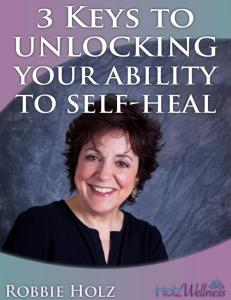 3 Keys To Unlocking Your Ability to Self-Heal