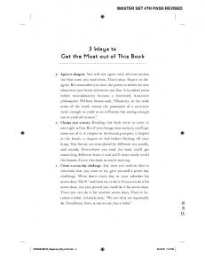 3 Ways to Get the Most out of This Book