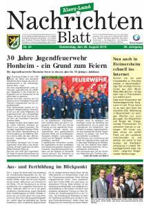 30 Jahre Jugendfeuerwehr Flonheim - ein Grund zum Feiern