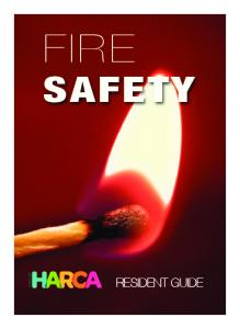 :30 Page 1 fire safety RESIDENT GUIDE