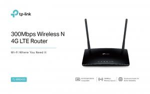 300Mbps Wireless N 4G LTE Router