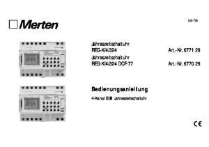 324 DCF-77 Art.-Nr