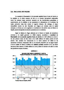 3.4.- BALANZA DE PAGOS