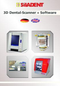 3D Dental-Scanner + Software