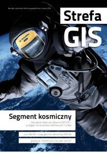 3D nowy garnitur odbiornika GPS GIS