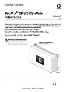 3KS-Web- Interfaces