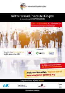 3rd International Composites Congress