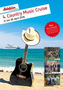 4. Country Music Cruise