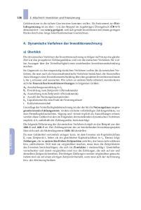 4. Dynamische Verfahren der Investitionsrechnung