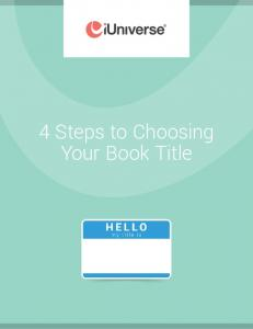 4 Steps to Choosing Your Book Title