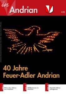 40 Jahre Feuer-Adler Andrian