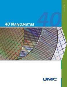 40 Nanometer