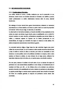 4.1.- ESTABILIZACION DE SUELOS