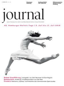 42. Hamburger Ballett-Tage 3. Juli bis 17. Juli 2016