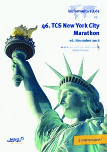 46. TCS New York City Marathon