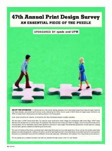 47th Annual Print Design Survey