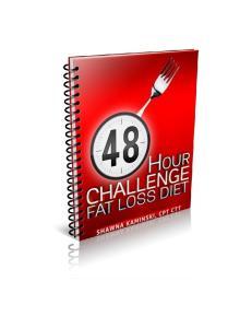 48 Hour Challenge Fat Loss Diet