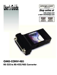 485 Converter